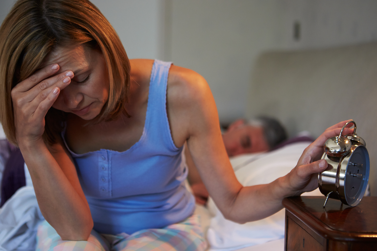 расстройства сна при климаксе
